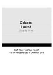 Half Year Financial Report December 2010